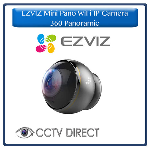 EZVIZ Mini Pano 360º Panoramic Fish-eye View WiFi IP Camera