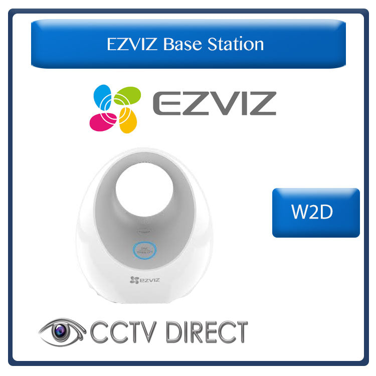 Hikvision EZVIZ W2D Base Station for C3A Wire-Free Battery Camera