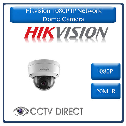 Hikvision 2MP IP Network Dome Camera, 20M IR