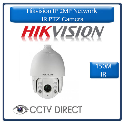 Hikvision IP 2MP Network IR PTZ Camera, 32 x Zoom, 150m IR