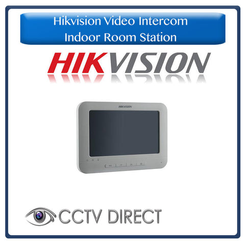 "Hikvision Video Intercom Indoor Room Station 7"" Touchscreen"