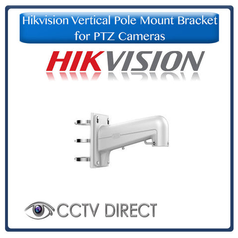 Hikvision Vertical Pole Mount Bracket for PTZ cameras