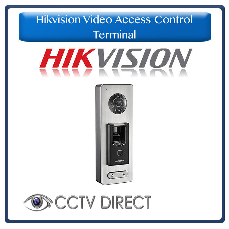 Hikvision DS-K1T501SF Video Access Control Terminal