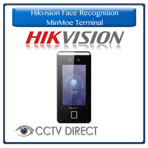 Hikvision Face Recognition MinMoe Terminal