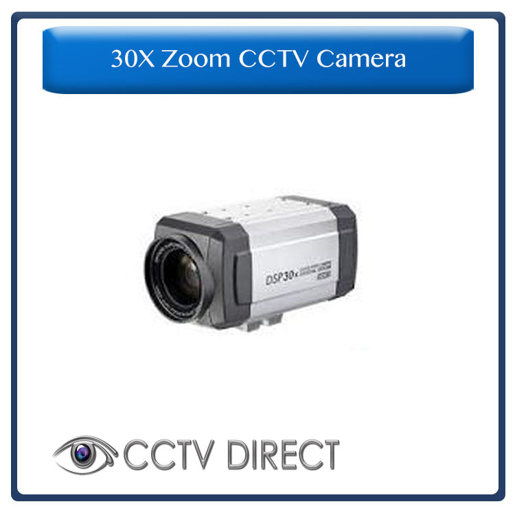30 X Zoom Camera with Remote Control Function