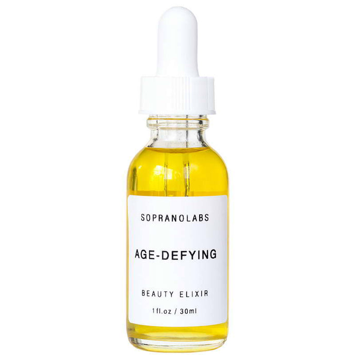 Age-Defying Face Oil