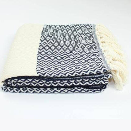 Black Diamond Throw
