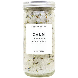Calm Lavender Bath Salts