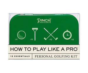 How to Play Like a Pro - Golf Edition