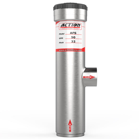 AFS Stainless Steel Action Filter