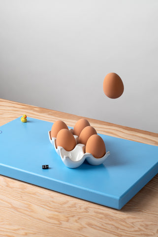 Bouncy Eggs