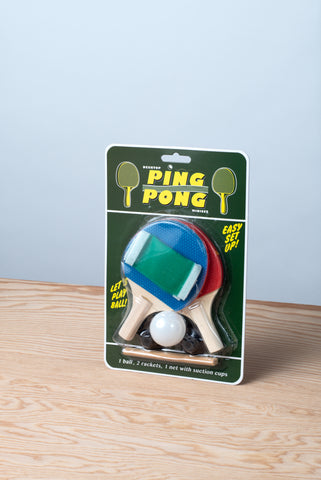Mini Ping-Pong Set