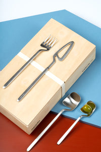 Gift Box Skeleton Cutlery