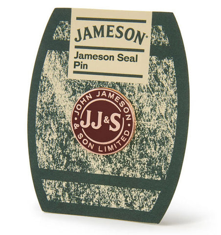 Jameson Seal Pin