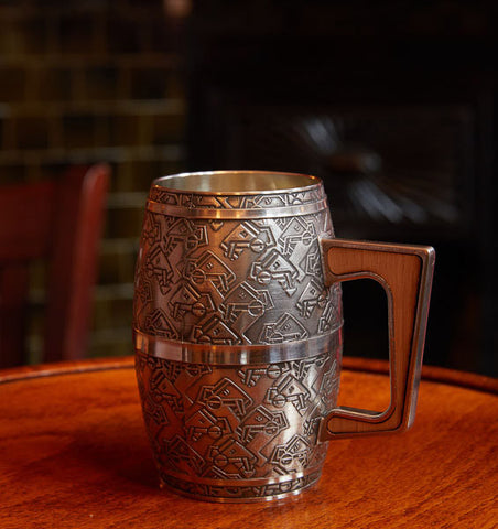 Jameson Pewter Cup