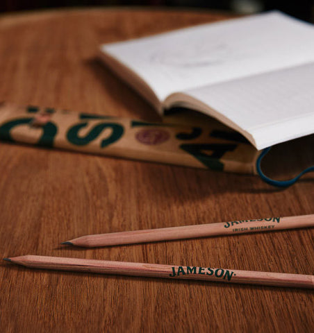 Jameson Pencil Set