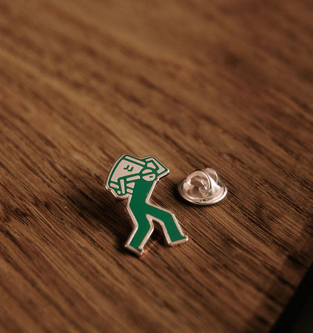 Jameson Barrelman Pin