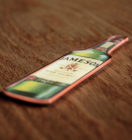 Jameson Bottle Fridge Magnet