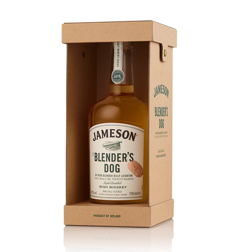 b1f1e0f553 The Blender s Dog - Jameson Irish Whiskey