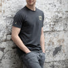 Jameson Bow St. Distillery T-shirt - Charcoal