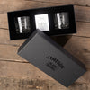 Engraved Jameson Black Barrel Gift Set