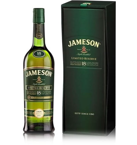 Jameson 18 Yr Old Limited Reserve