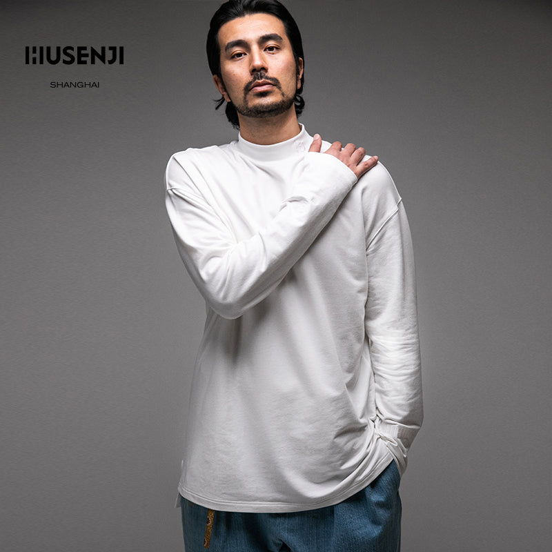 "Turtleneck Shirt ""JI"""