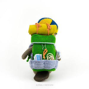 Crochet Turtle Amigurumi Toy Softies Free Patterns | 300x300