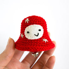 Load image into Gallery viewer, Jingle Bell Amigurumi | PDF Crochet Pattern