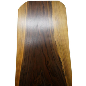 Deep Hollow Black Walnut Slab (1244)