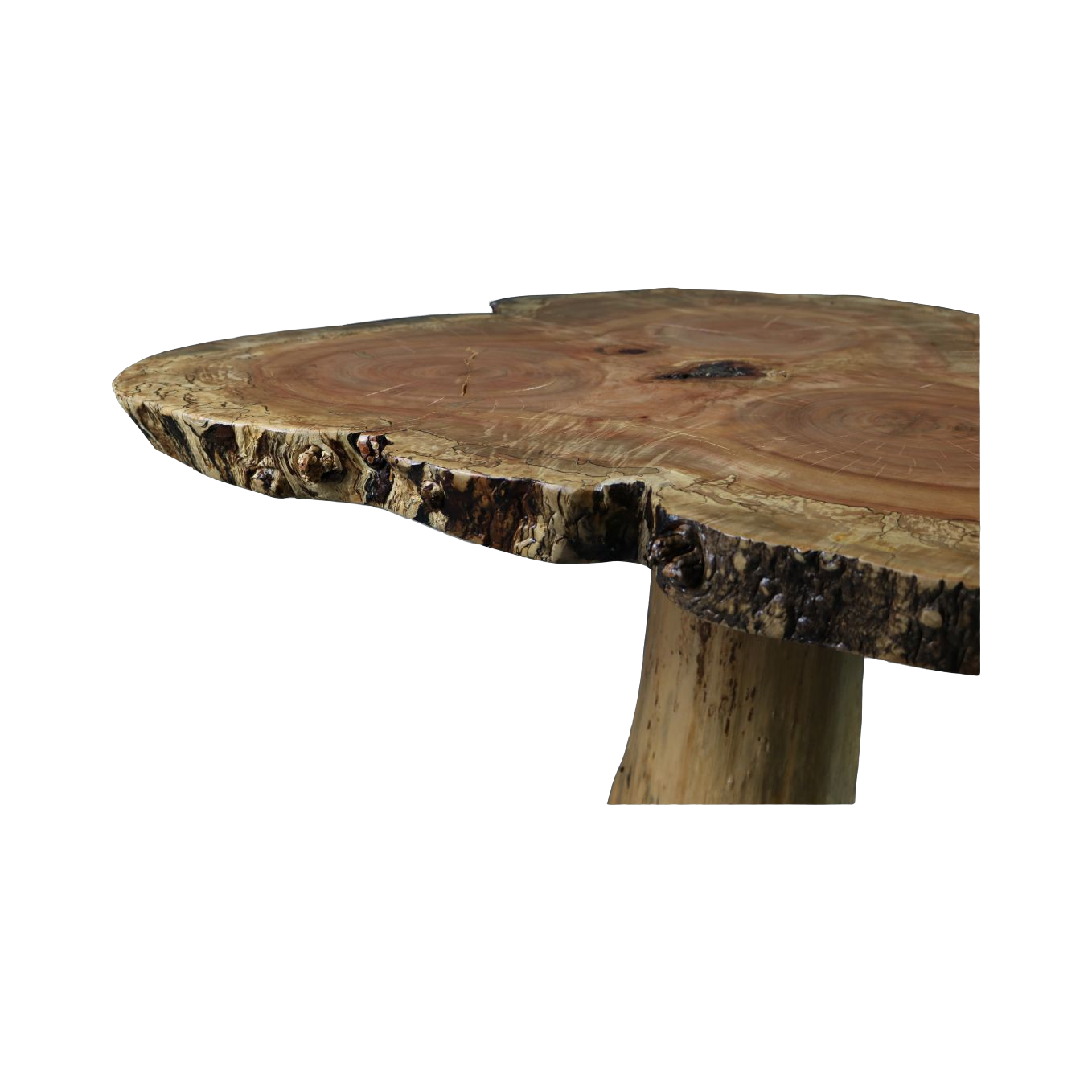Beryl Silver Maple Foyer Table (1246)