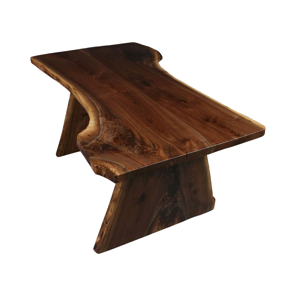 Buckingham Black Walnut Collaboration Table (1247)