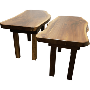 Montana Black Side Table (1214)