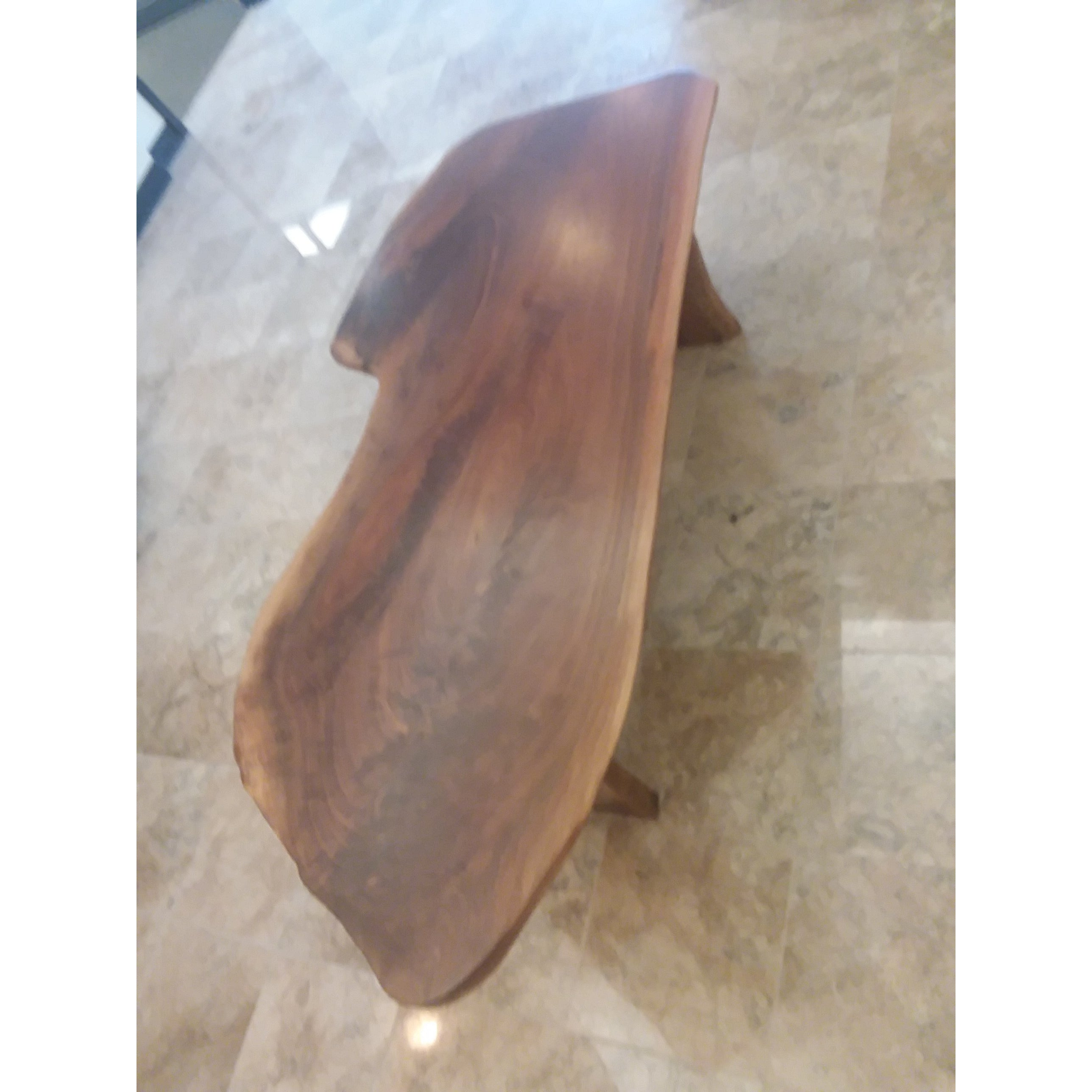 Michigan Black Walnut Bench (1249)