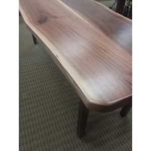 Sierra Black Walnut Desk (1253)