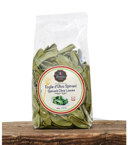Spinach Olive Leaves