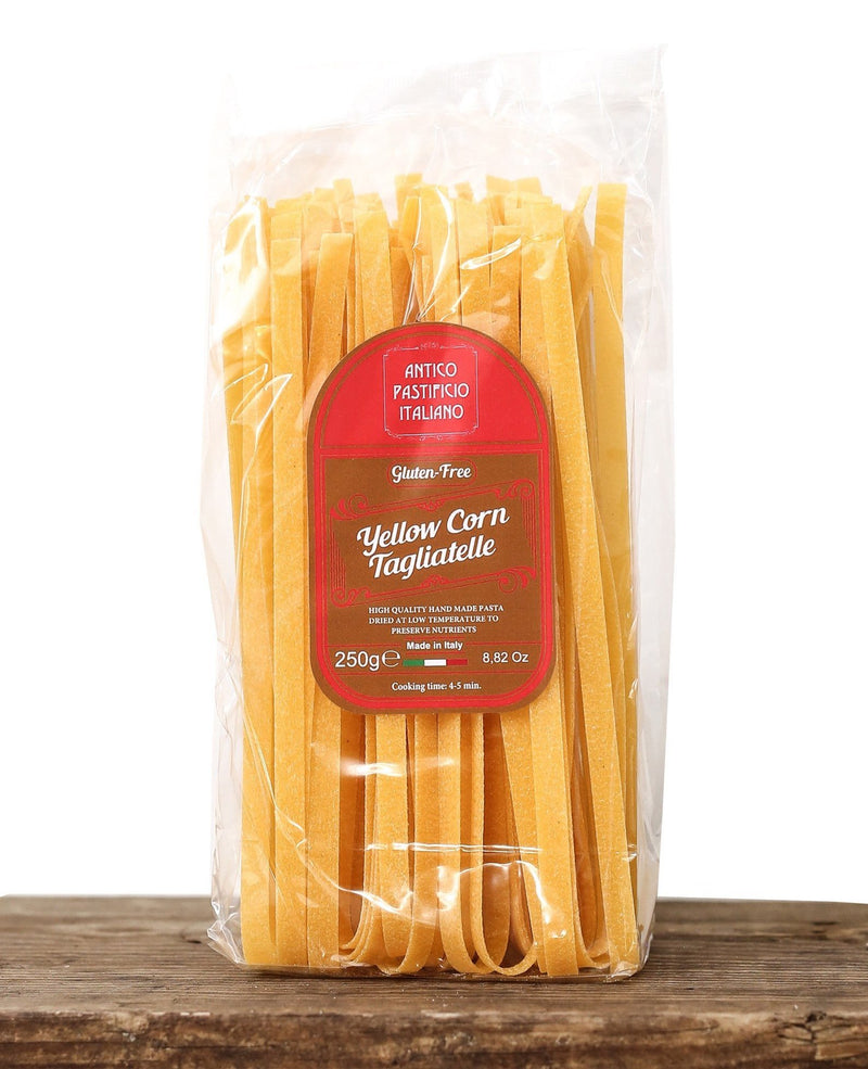 Yellow Corn Tagliatelle