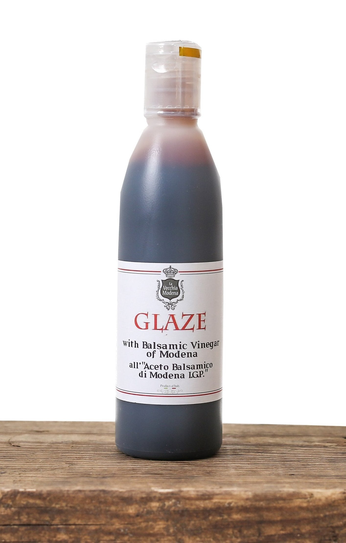 Glaze With Balsamic Vinegar Of Modena