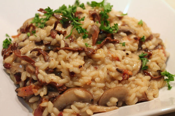 Risotto 2 Ways