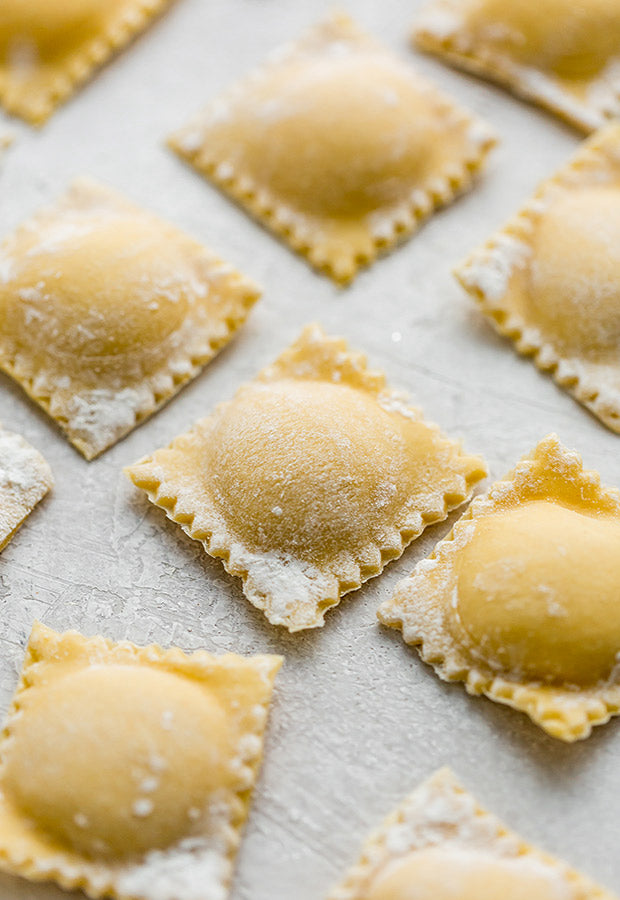Cooking with the Kids - Ravioli
