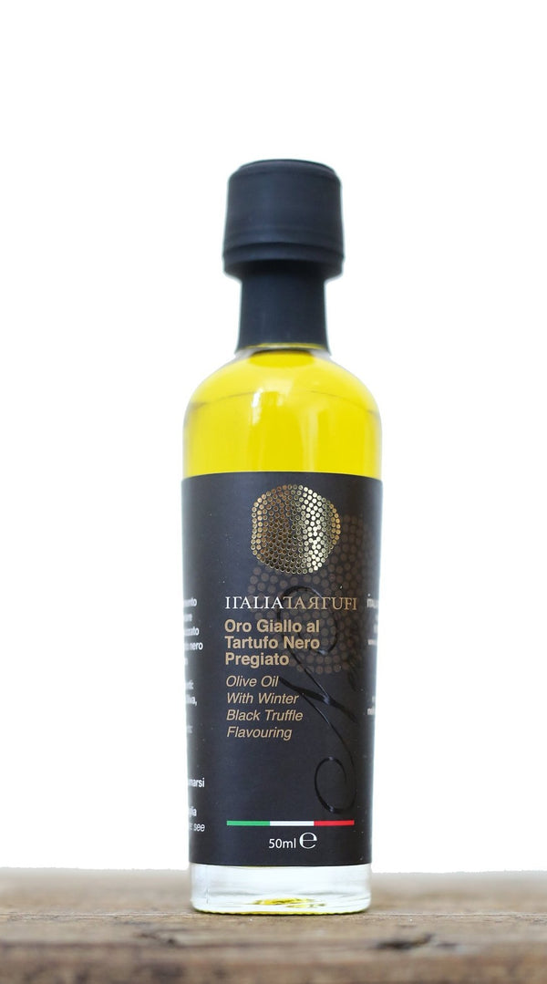 Black Truffle Olive Oil 50 ml