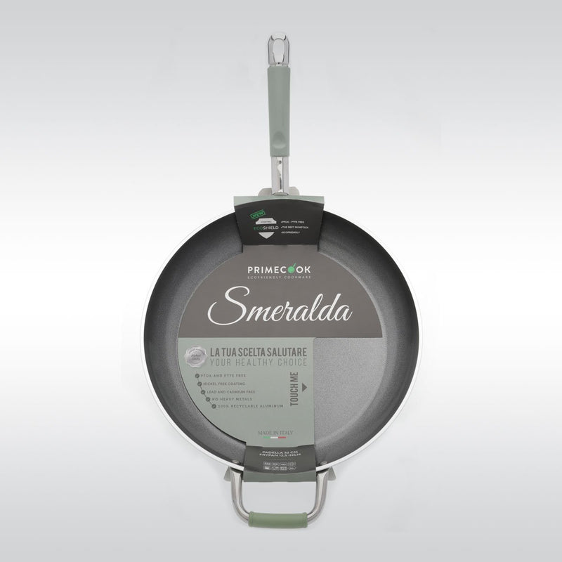 "12.5 In Nonstick Fry Pan - ""Smeralda"""