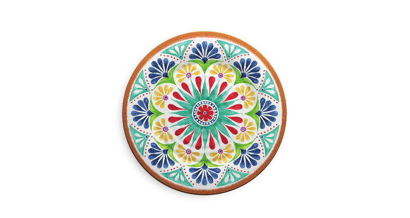 Melamine Dinner Plate - 2 PCS