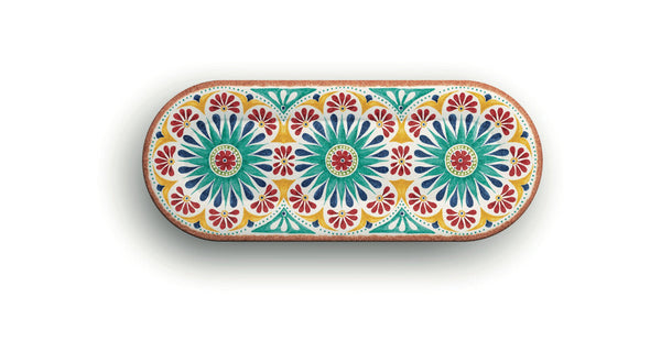 Melamine Sandwich/Coffee Tray Porto
