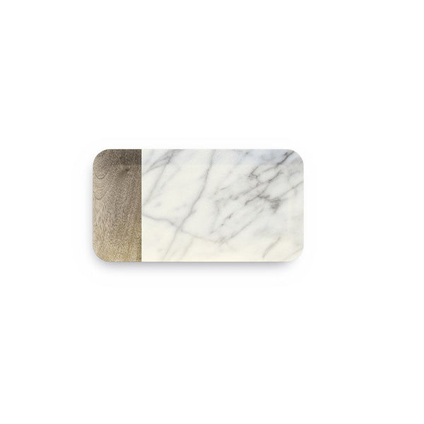 Carrara Rectangular Tray