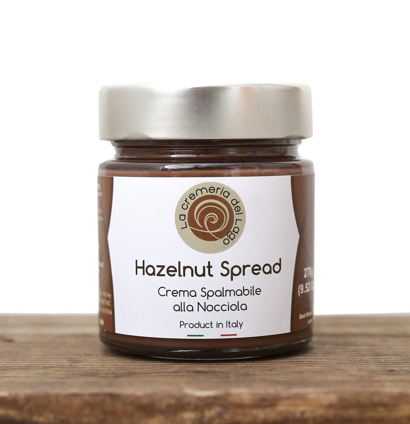 Gianduja Hazelnut Spread