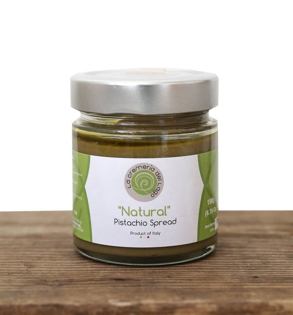 Natural DOP Pistachio Spread