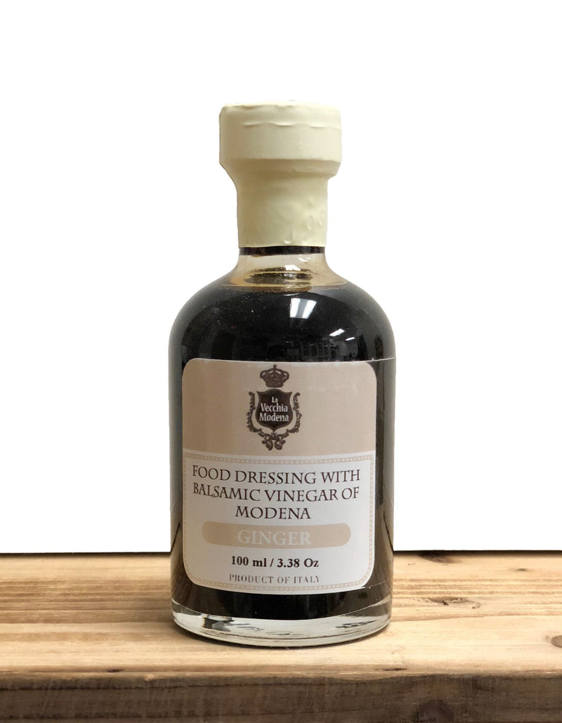 Balsamic Vinegar Of Modena with Ginger