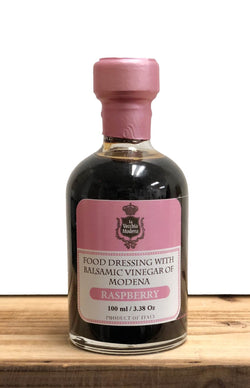 Balsamic Vinegar Of Modena with Raspberry