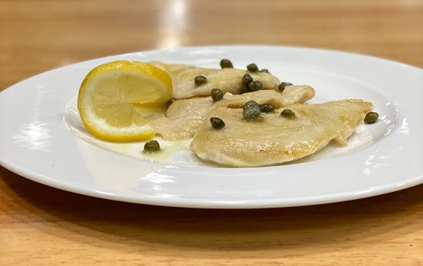 CHICKEN MARSALA SCALOPPINE
